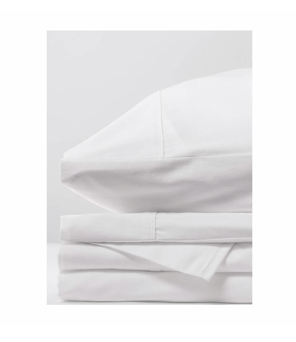 White Terry Sheet Set