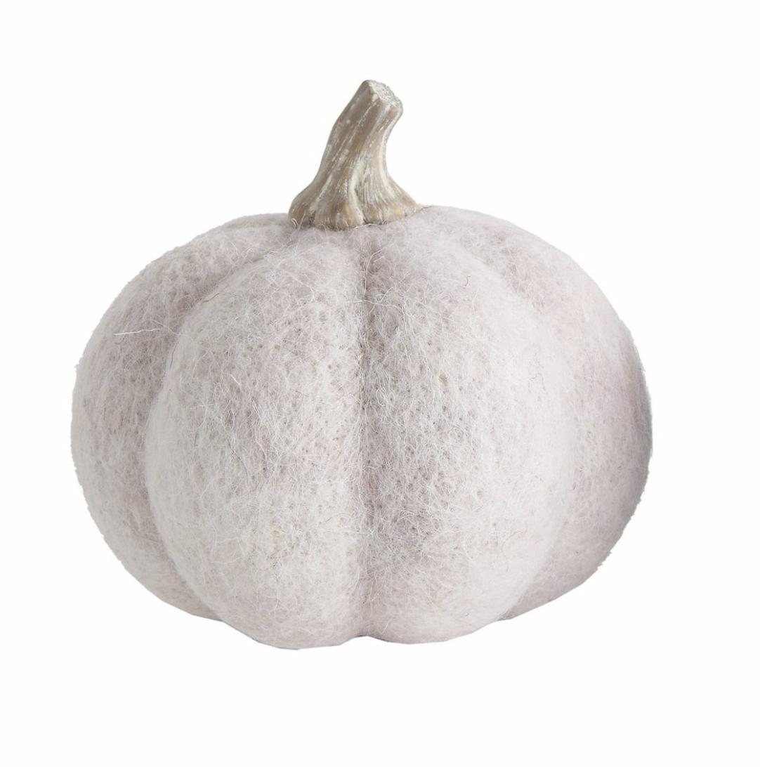 Wool Pumpkin Cream