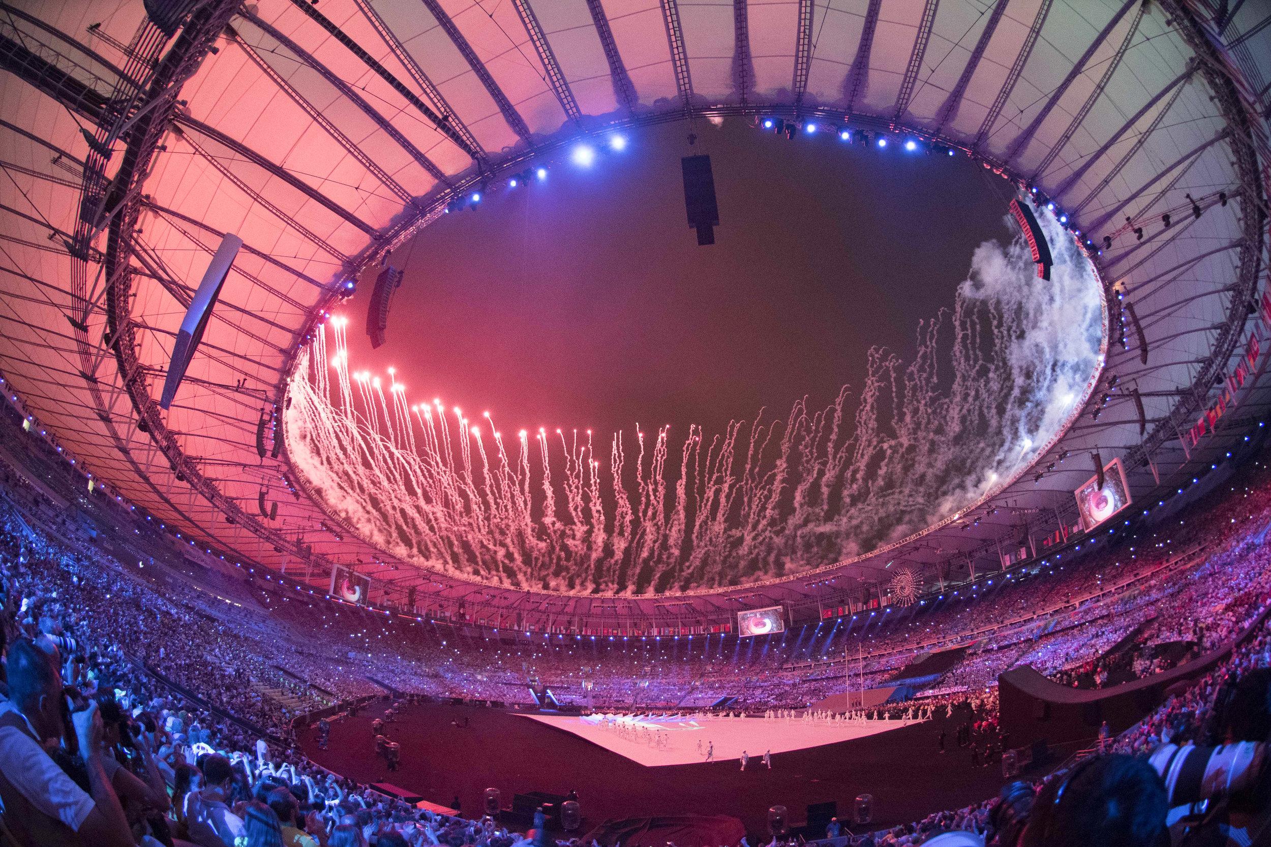 2016 Rio Paralympics Opening Ceremonies