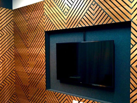 Acoustic Panelling