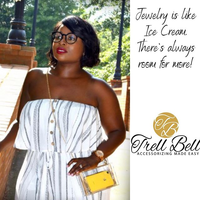 Every woman should have multiple options when it comes to accessories!  #_trellbell #Retailshop #clutches #accessorzingmadeasy #blackgirlmagic #smallbusiness #jewelry #earrings