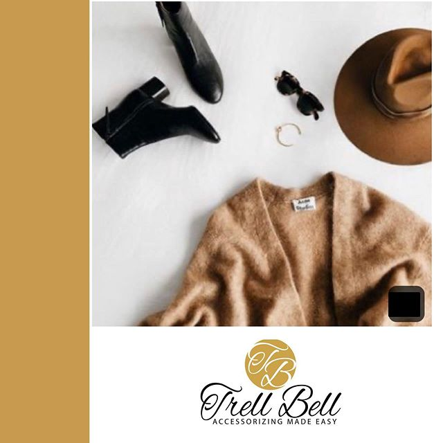 Fall is here ladies!  So many different ways to accessorize for Fall and Winter seasons.  Hats, scarves, gloves, jackets and more.  #_trellbell #Retailshop #clutches #accessorzingmadeasy #blackgirlmagic #smallbusiness #jewelry #earrings