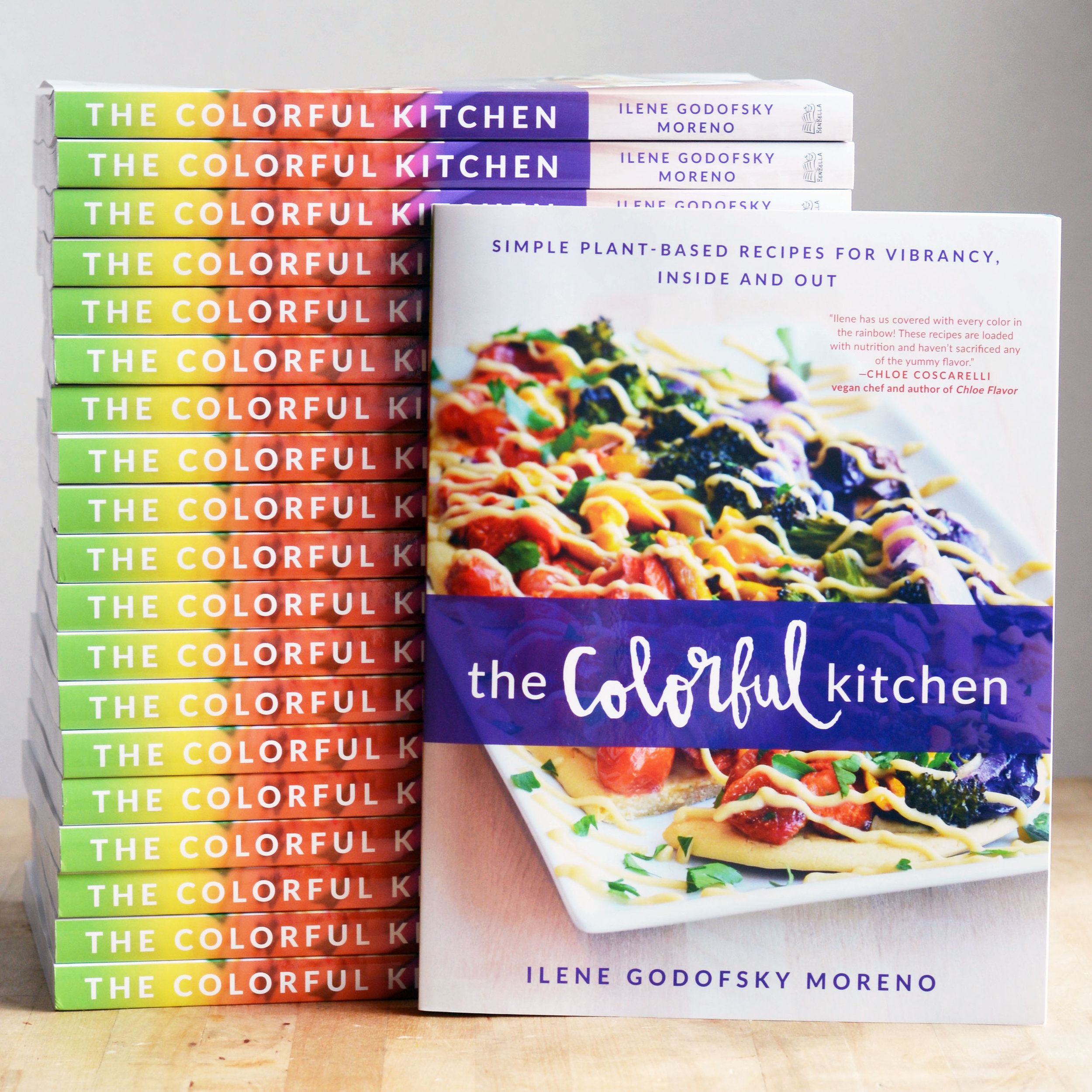 """The Colorful Kitchen proves that plant-based cooking can be delicious, easy, and totally affordable."" - - Jessica Murane, author of One Part Plant and host of the One Part Plant Podcast"