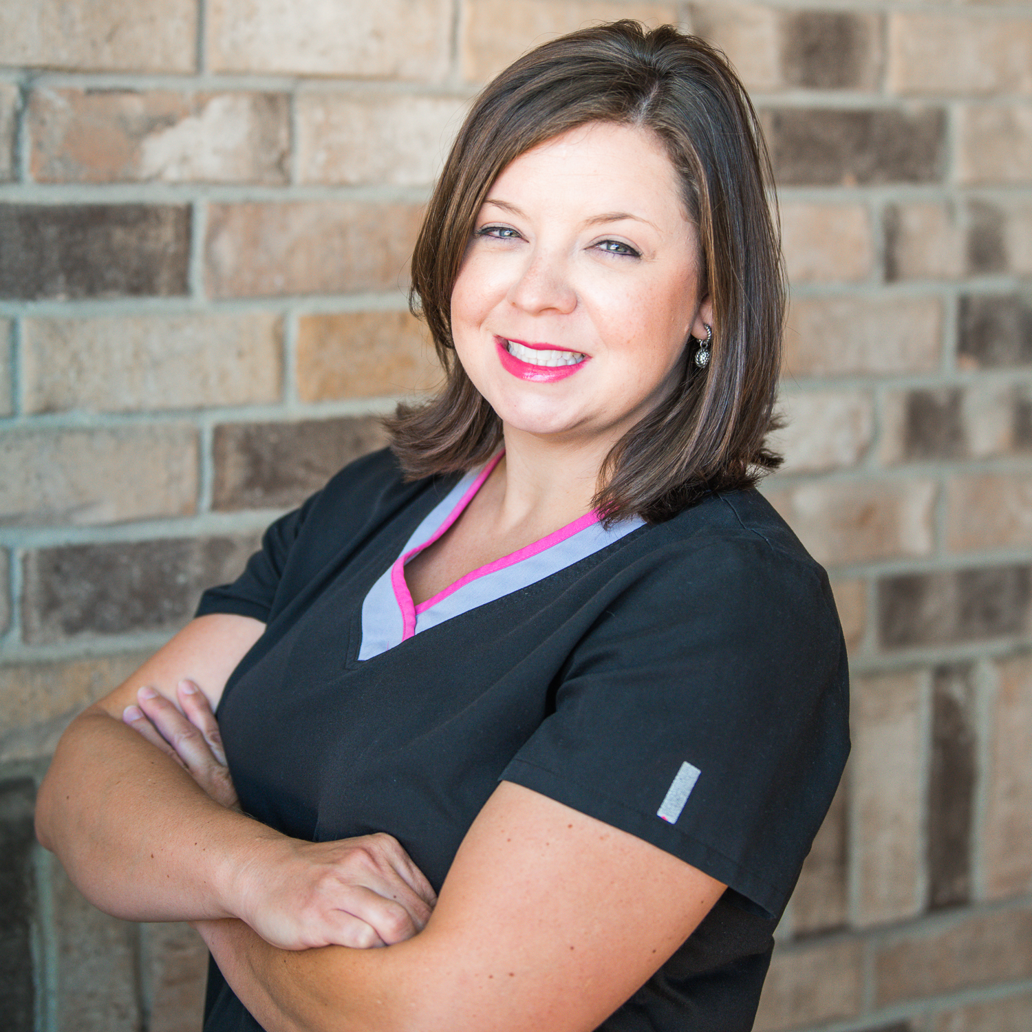 DEBORAH Registered Dental Hygienist   Deborah has been a practicing hygienist since 2005, when she joined our office. Deborah is our resident local girl. Deborah and her family have been patients of this practice all of their lives.  She graduated with a B.S. in Dental Hygiene from Midwestern State University in Wichita Falls, Texas. Deborah is married and has a beautiful son and daughter. In her spare time, Deborah loves making beautiful cookies and keeping her blog up-to-date.