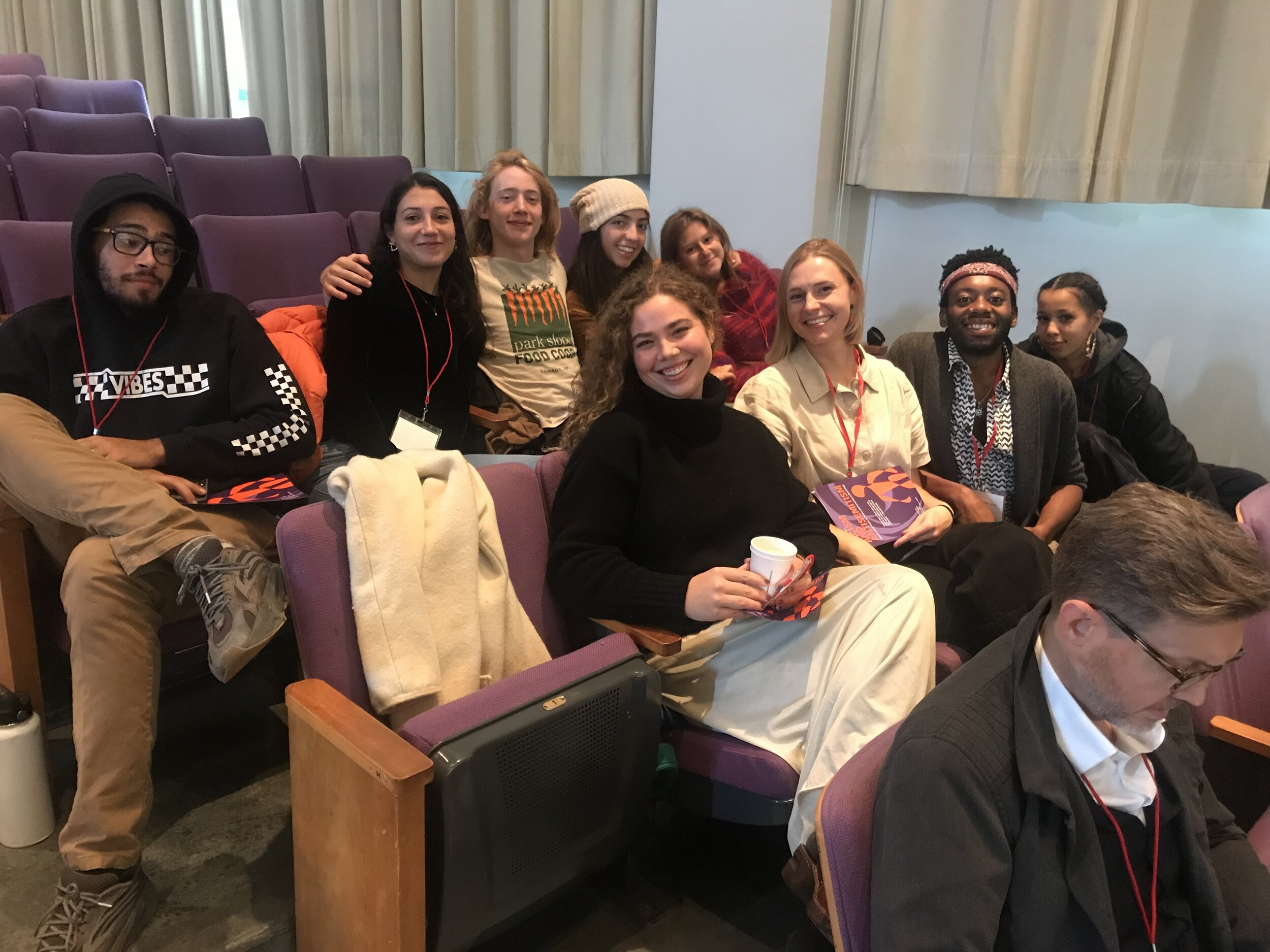 Place Corps at Hannah Arendt Conference on Racism & Anti-Semitism, Bard College