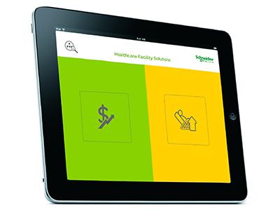UI Design: iPad App -