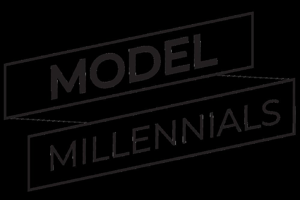 model millennials logo.png