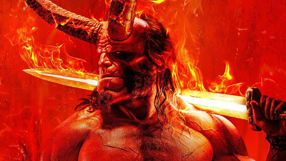 'Hellboy' Movie Review