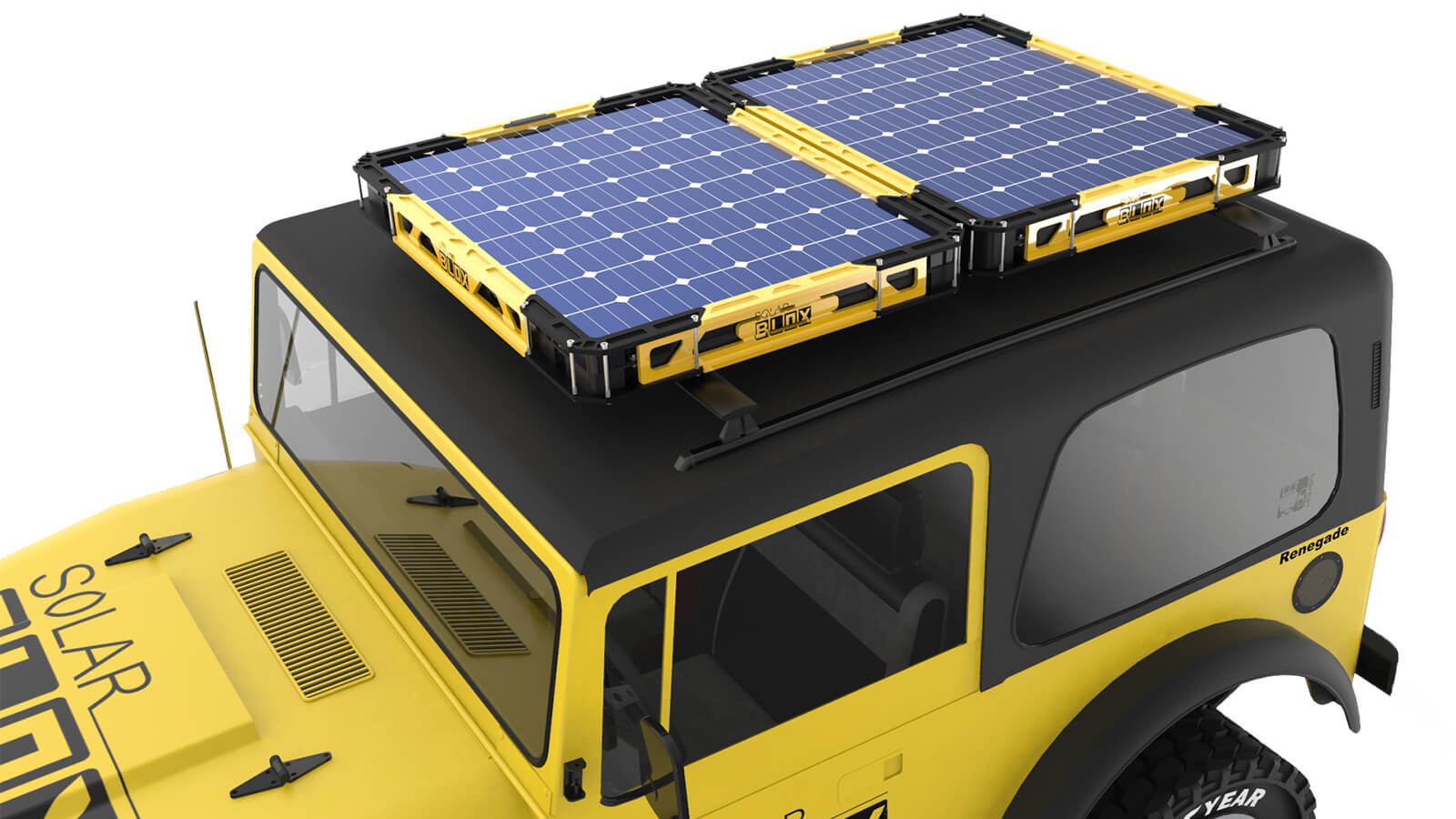 Solar Blox - is a product that is designed to put the power of solar energy into the hands of those that need it and can make the most use of it where they are - allowing people to solve their own energy problems quickly and simply.