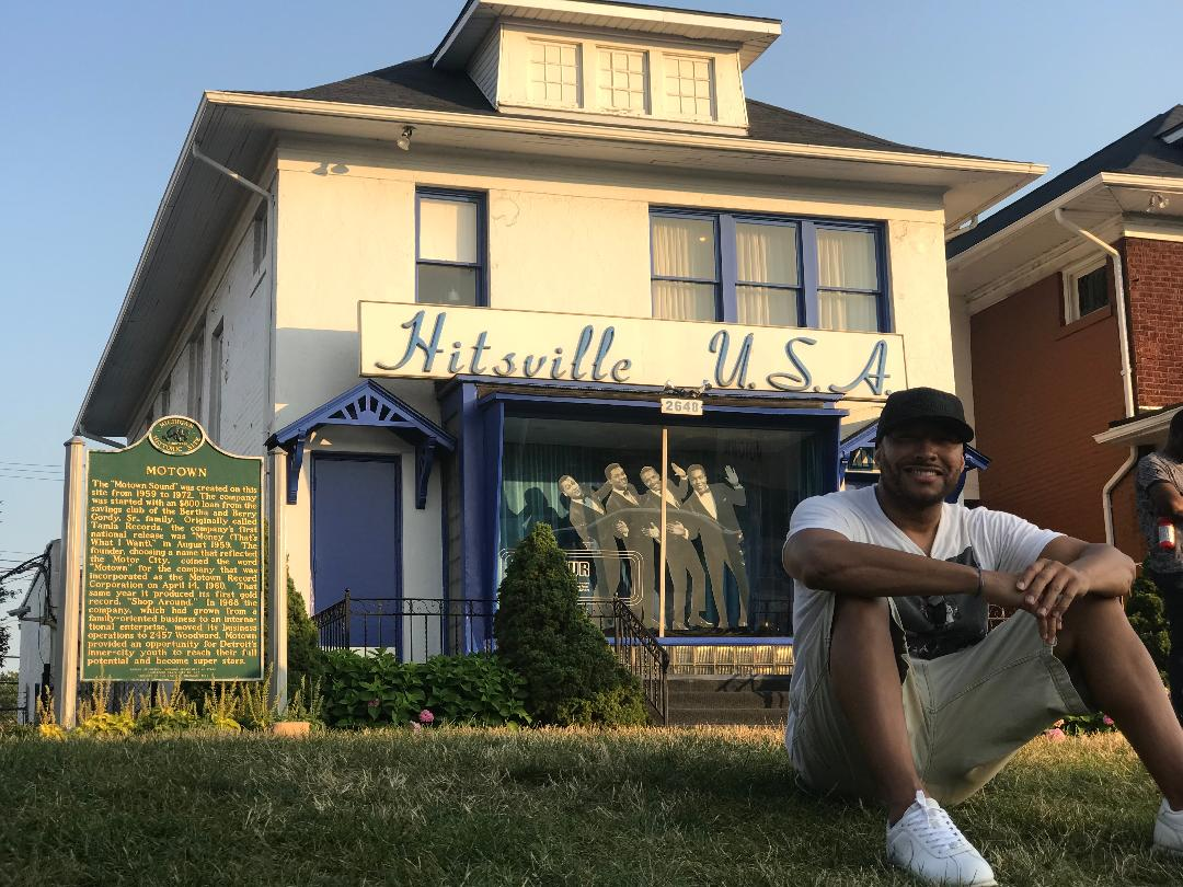 Motown - Detroit, Michigan
