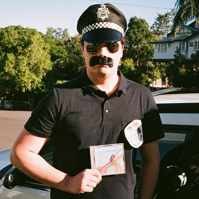 Sgt. Arnold reporting that the new single 🚨'Ain't Got You'🚨is Available Everywhere this Friday! 🎶 The Royal circus will also be in pursuite throughout NSW this week performing a number of arrests👮‍♀️ Check website for details 📸: @josette_althaus