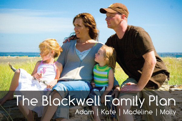 The Blackwell Family Plan