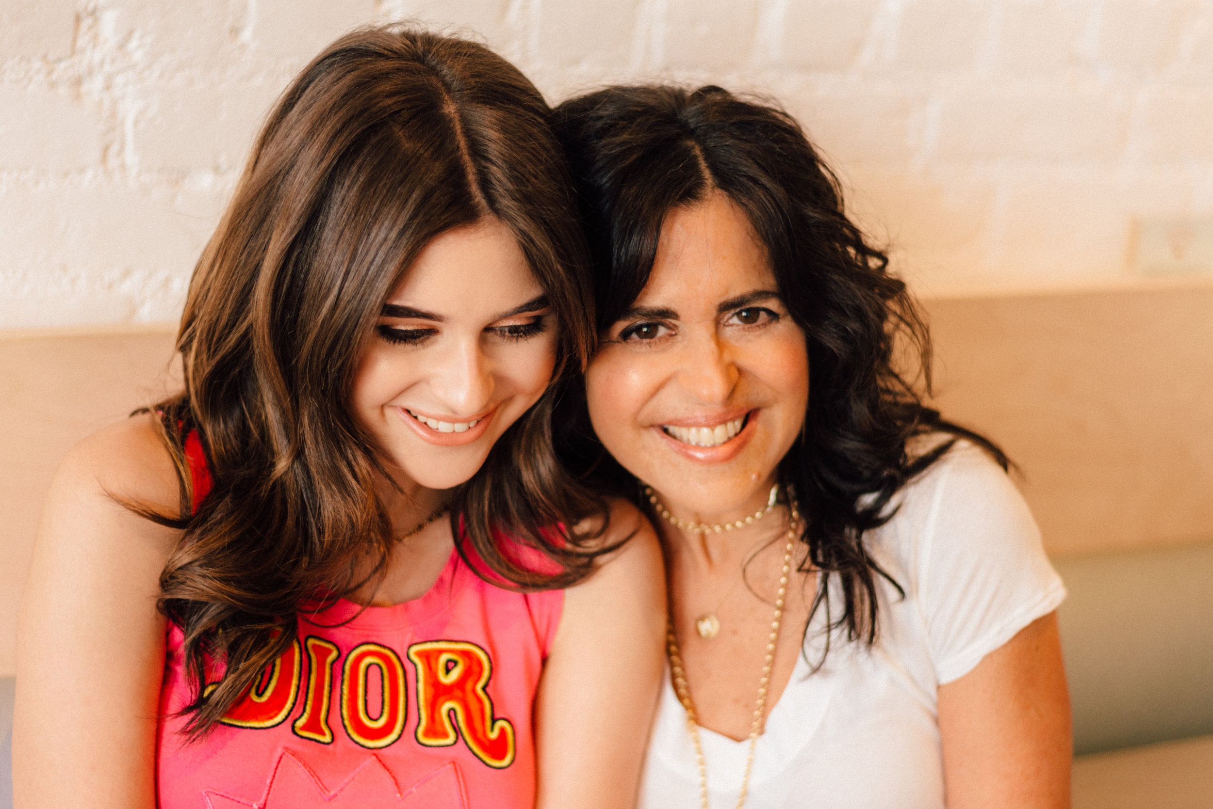 Founders and Mother Daughter Duo, Alex and Michele
