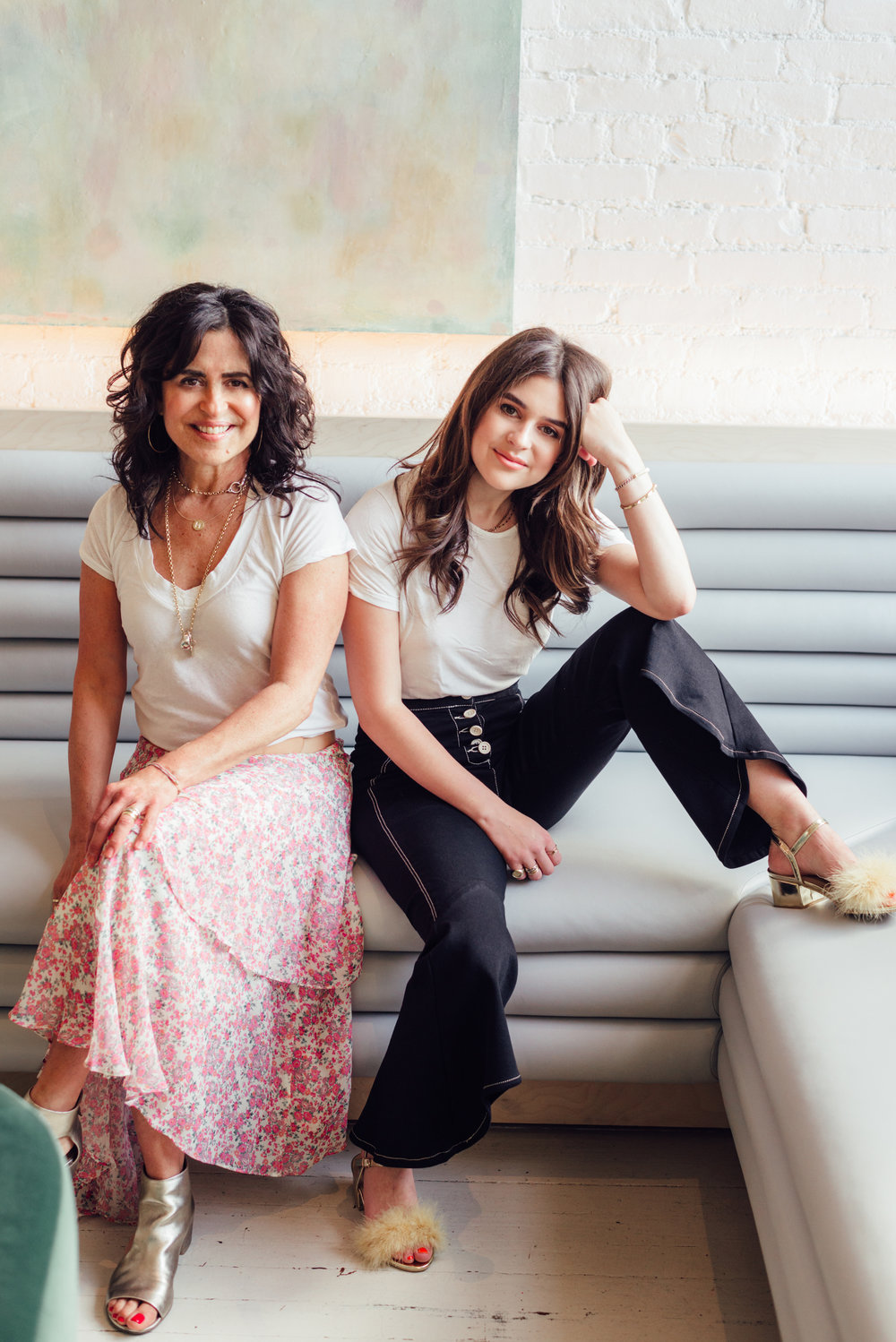 Founders and Mother Daughter Duo, Alex and Michele Bass