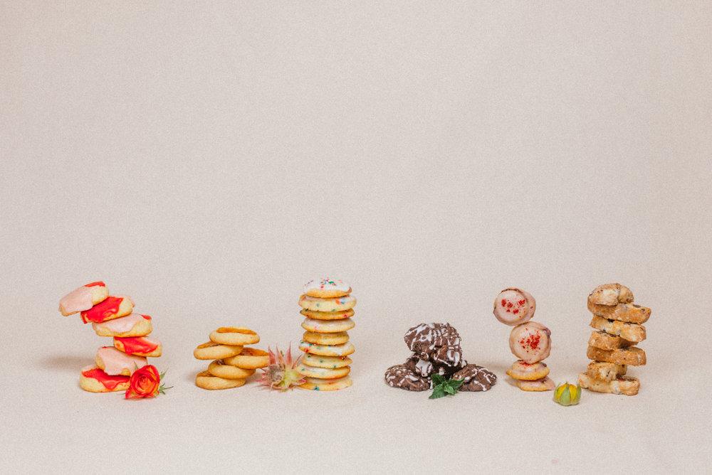 Various Mix 21 Cookies