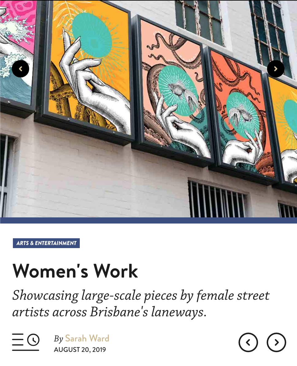 CONCRETE PLAYGROUND - WOMEN'S WORK