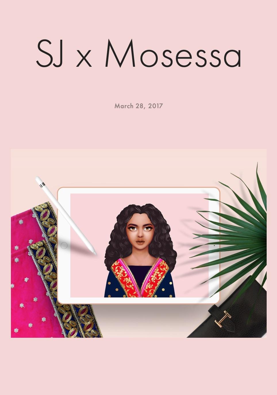 INTERVIEW: SJ x MOSESSA