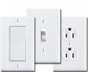 Decora Switch Covers| Wireworks Electrical Services Ltd. Fort Saskatchewan and Sherwood Park AB