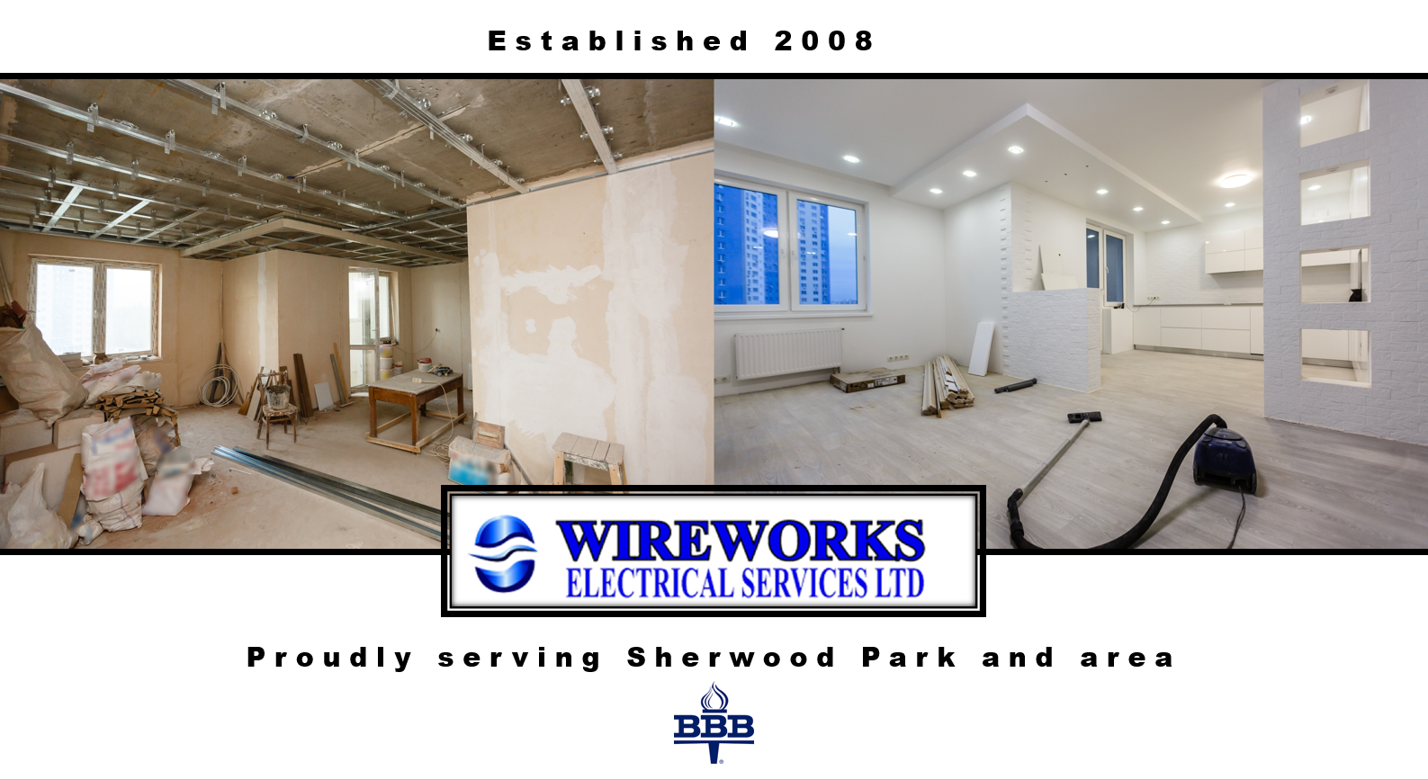 Electrician in Sherwood Park AB