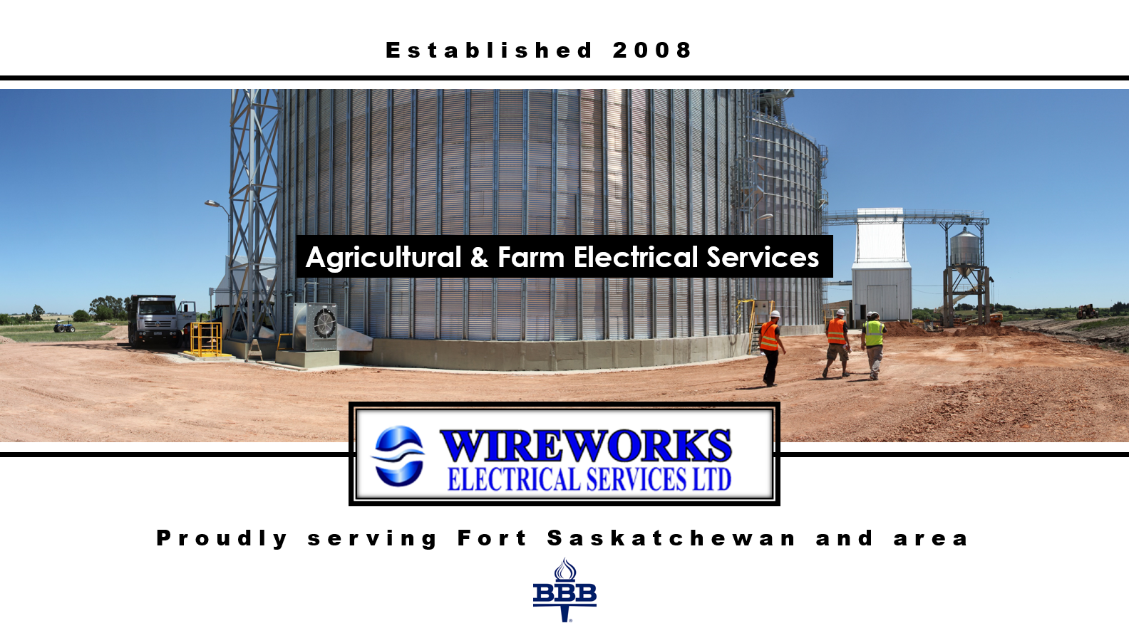 Agricultral and Farm Electrician Fort Saskatchewan AB
