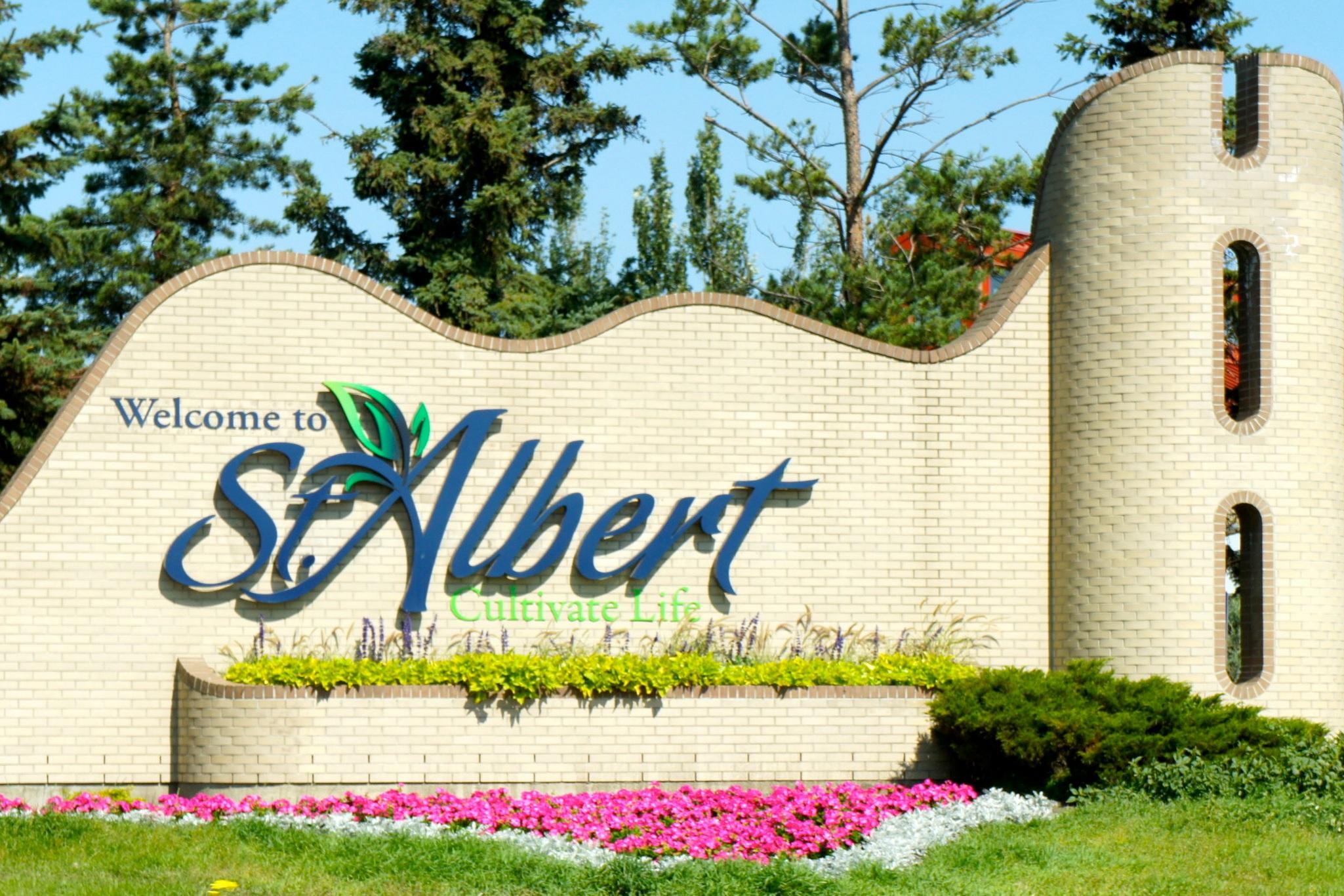 ST. ALBERT -