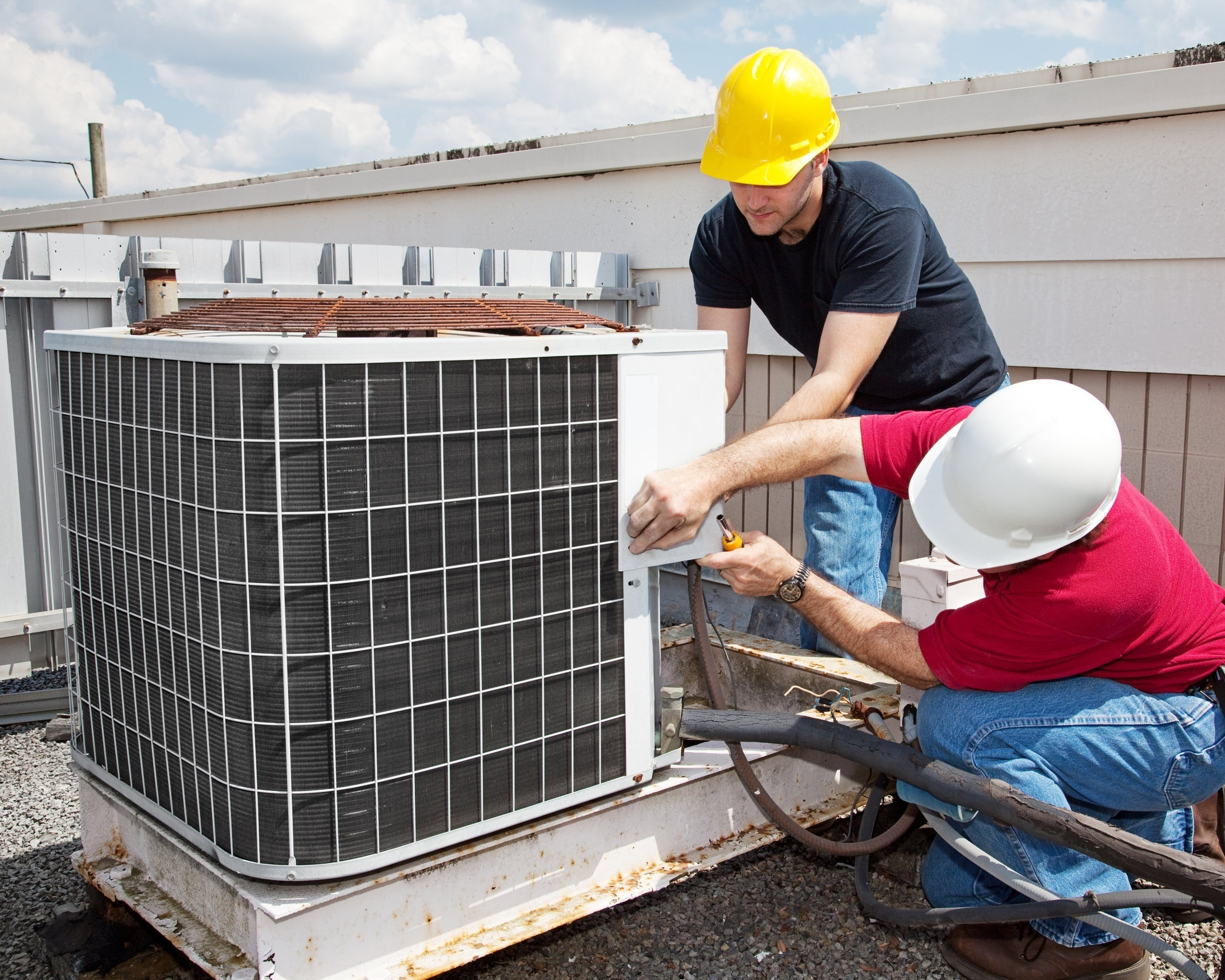 Air Conditioning Hook-Up | Electrician Fort Saskatchewan AB | Electrician Sherwood Park AB | Electrician St. Albert AB