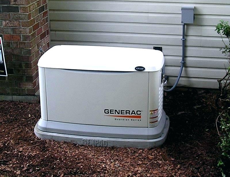 Generator for cabin