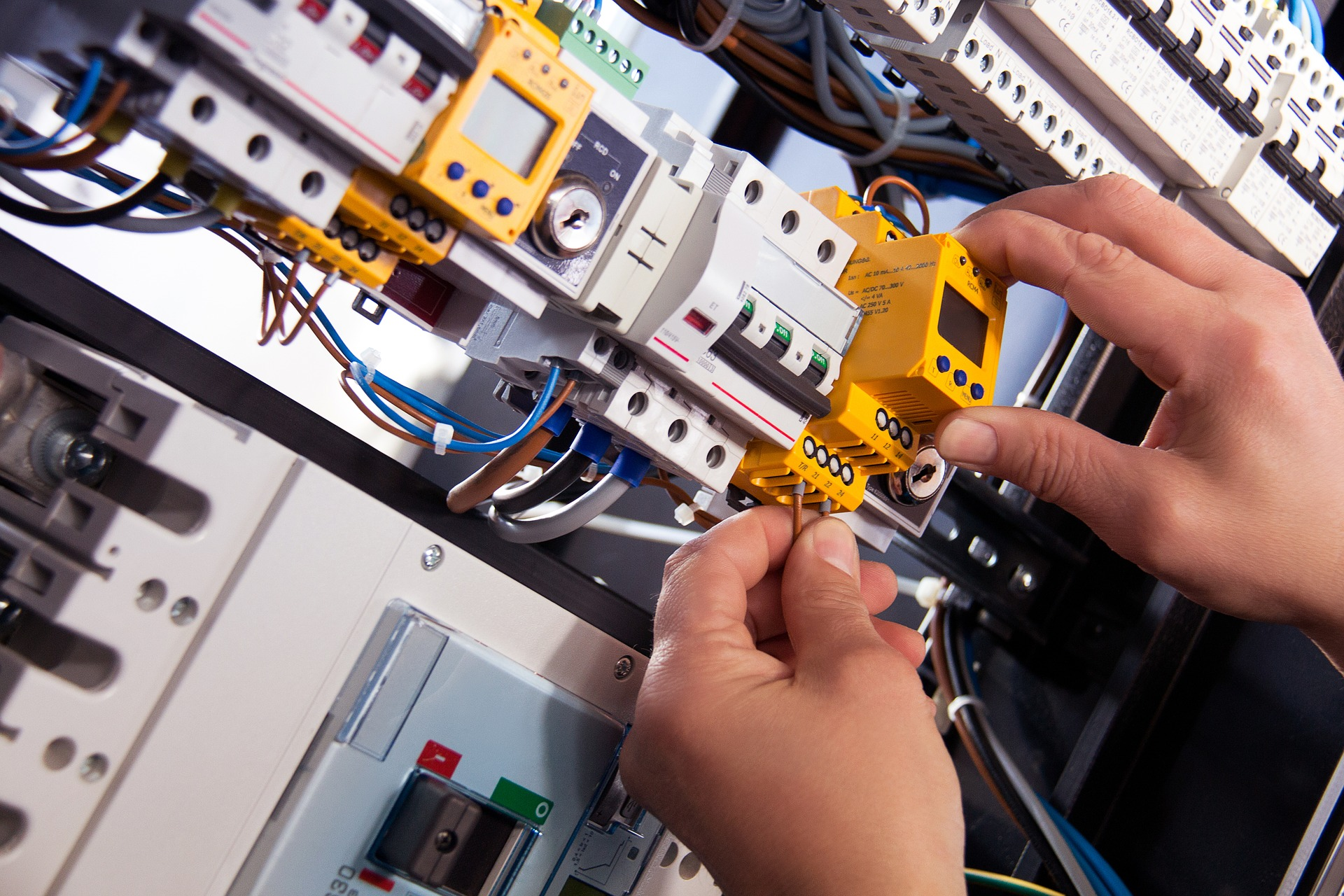 Electrical Troubleshoot