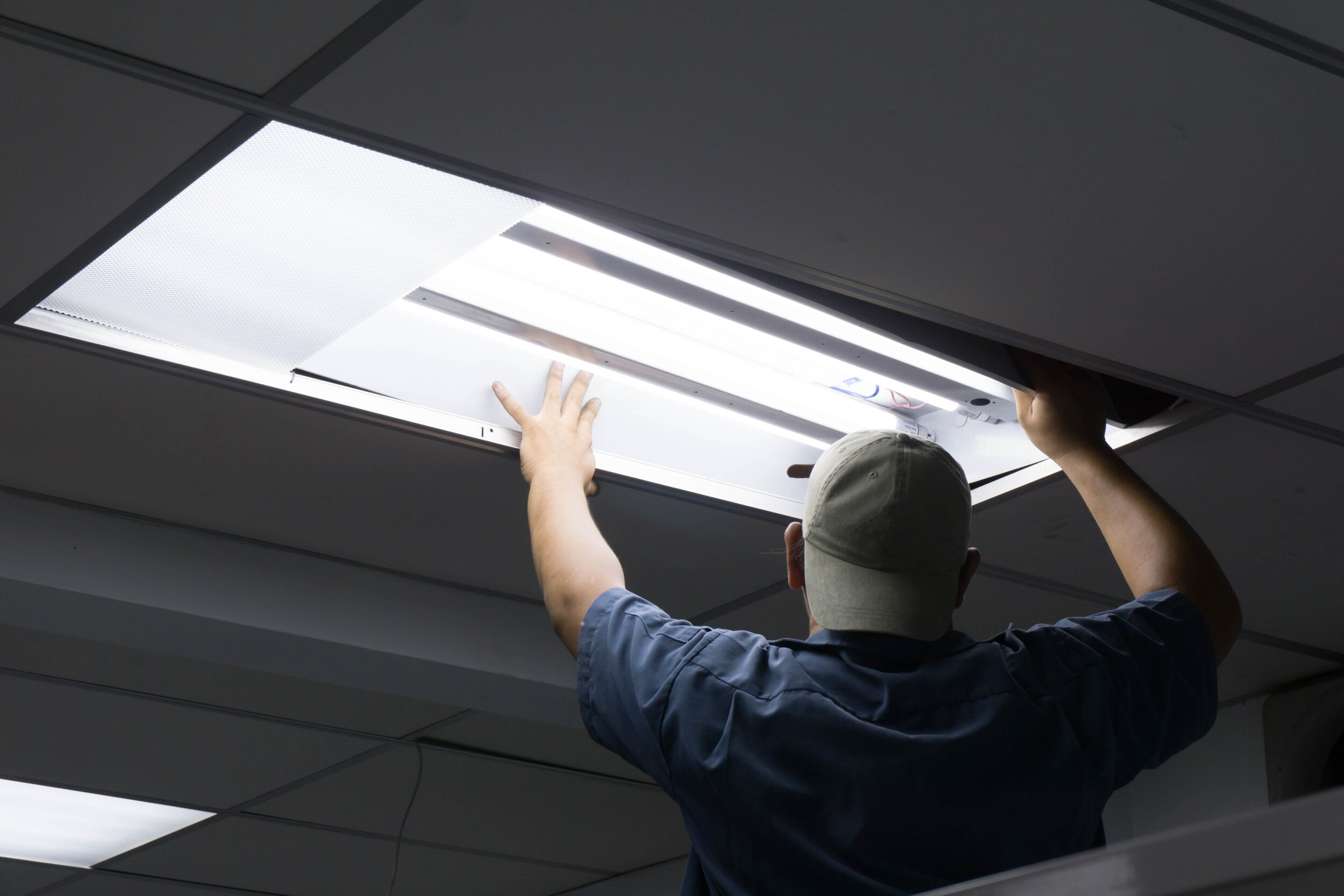 Commercial LED Lighting and Energy Efficient Rebates for Alberta's Business Owners