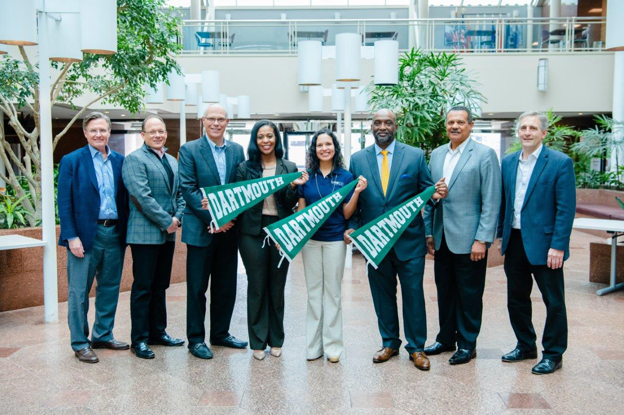 Luzco Technologies, LLC President Lusnail Haberberger was recently awarded one of three business development scholarships from Ameren Corporation to attend the Minority Business Executive Program at the Tuck School of Business at Dartmouth College.