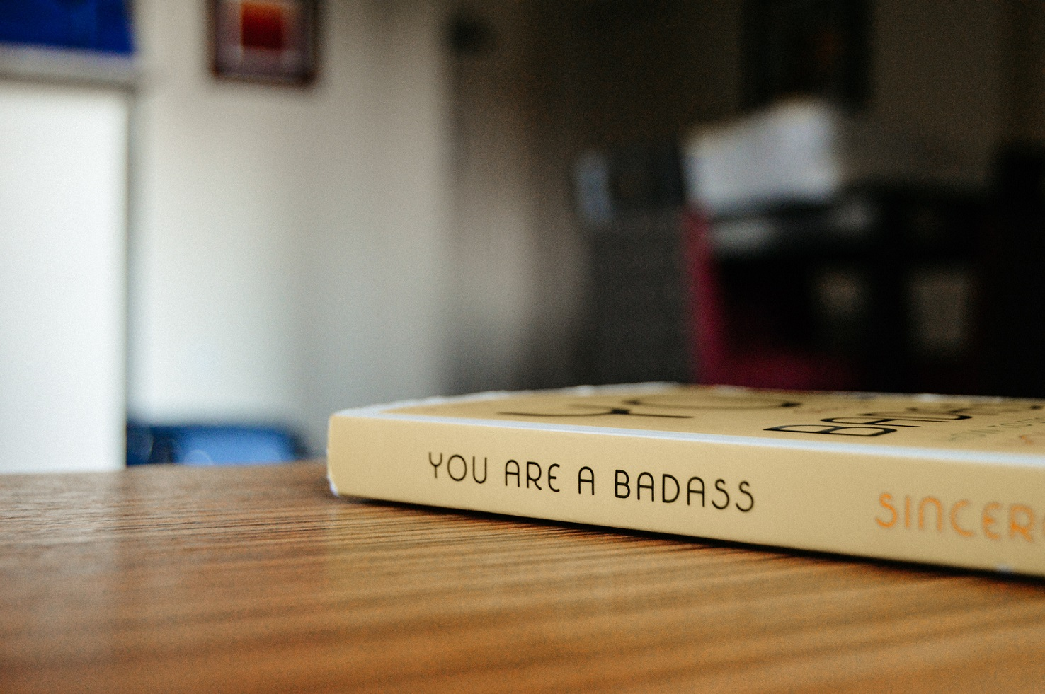 A Book in Review: You Are a Badass