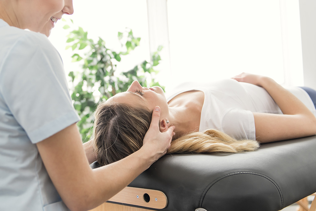 Embody Movement Physiotherapy Neck Treatment