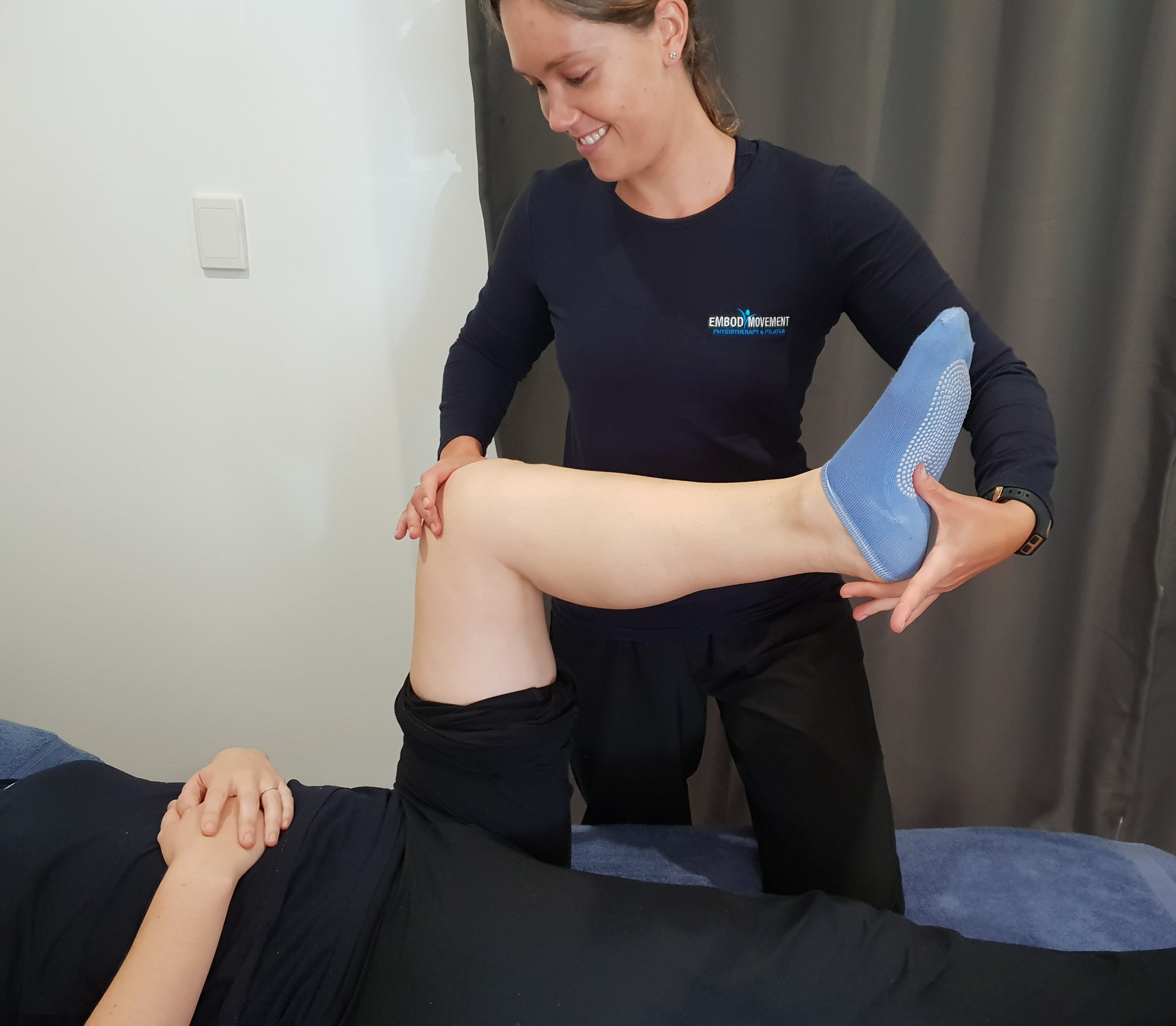Embody Physiotherapy Caloundra treatment