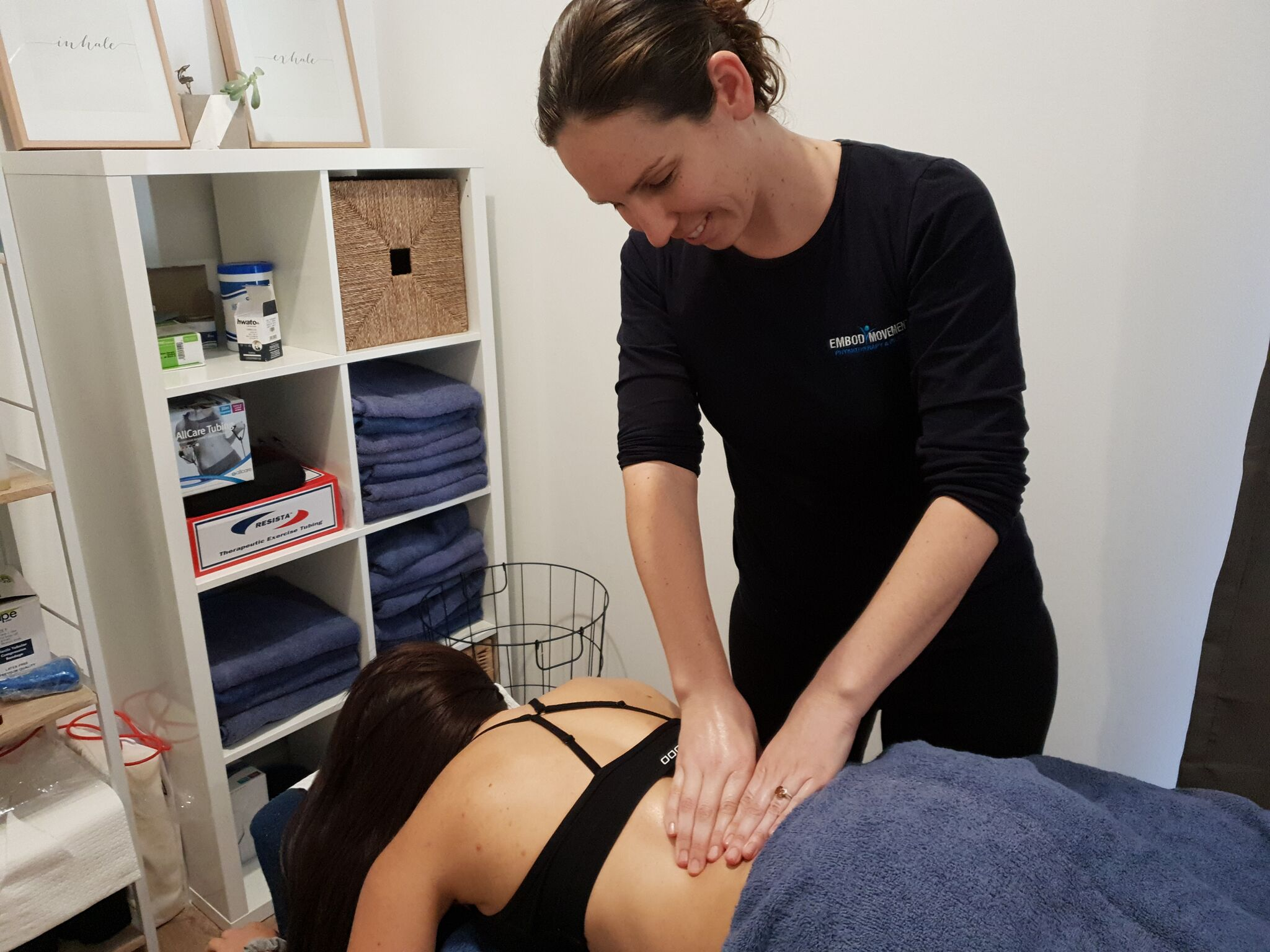 Embody Physiotherapy treatment for back pain