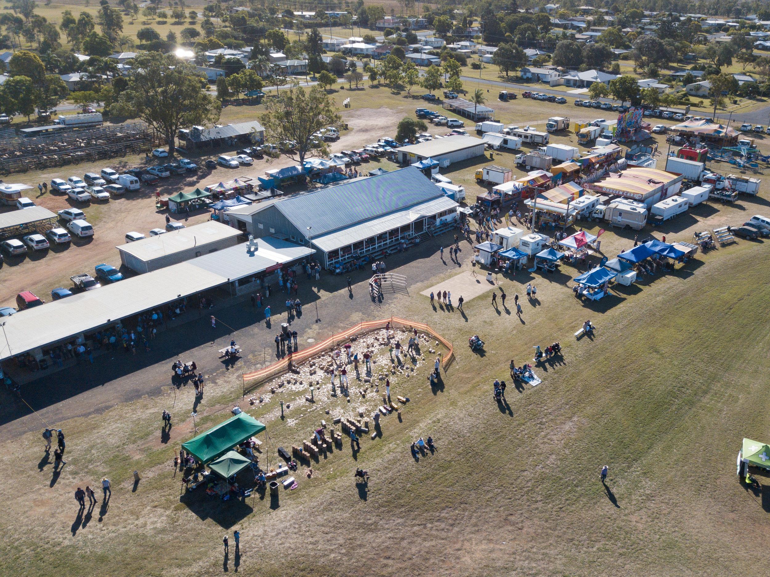 Mundubbera Showgrounds