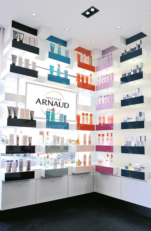 Institut Arnaud / Cottage - arhitecture commerciale