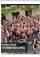 Radelnde Verbindung - Tour Magazin, 8-2015