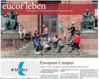 Eucor Leben - Frankreichzentrum Uni Freiburg, 2015