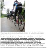 Die tourEucor rollt wieder - ka-news, 22.05.2012