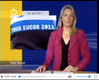 Tour Eucor 2011 - RTV regional TV, 16.06.2011