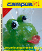 Grenzenlos Studieren mit Eucor - Campus Life, Juli 2009
