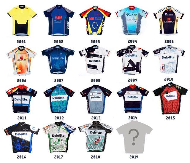 Jede Tour Eucor gibt es ein neues Trikot. Wie es wohl dieses Jahr aussieht❓Lasst euch überraschen❗️ || Chaque tour il y a un nouveau maillot. À quoi ressemblera-t-il cette année❓Laissez-nous vous surprendre❗️ #toureucor #toureucor19 #te19 #trikots #jersey