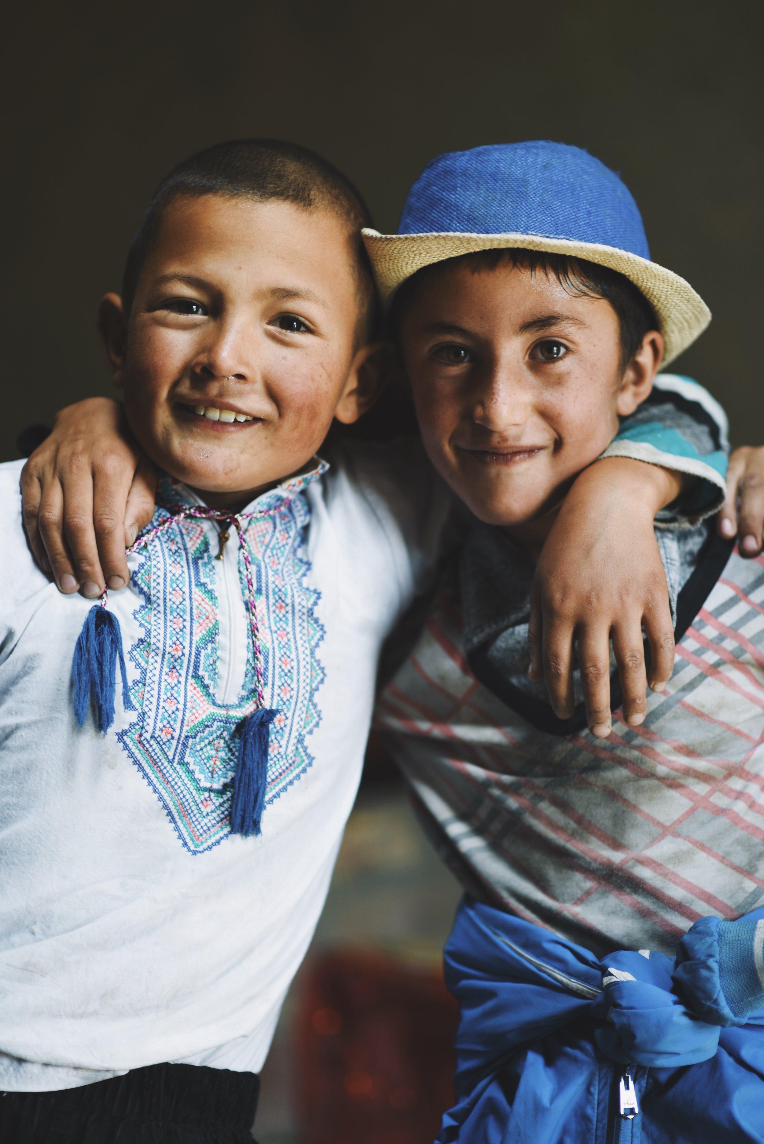 (Photography) Kashgar Kids, China, 2017