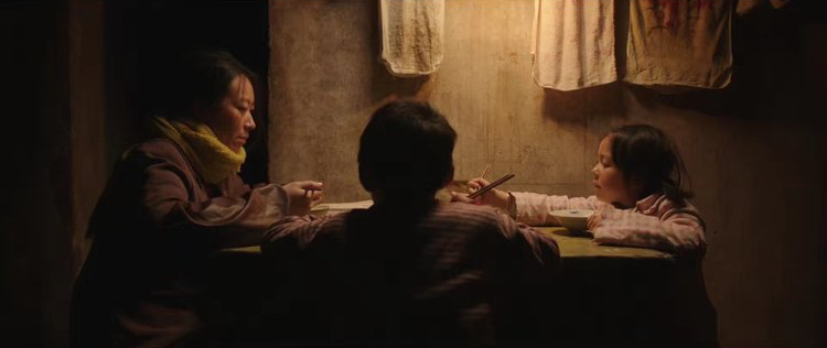 Still from   Pearl  , a short film produced by Yifei.