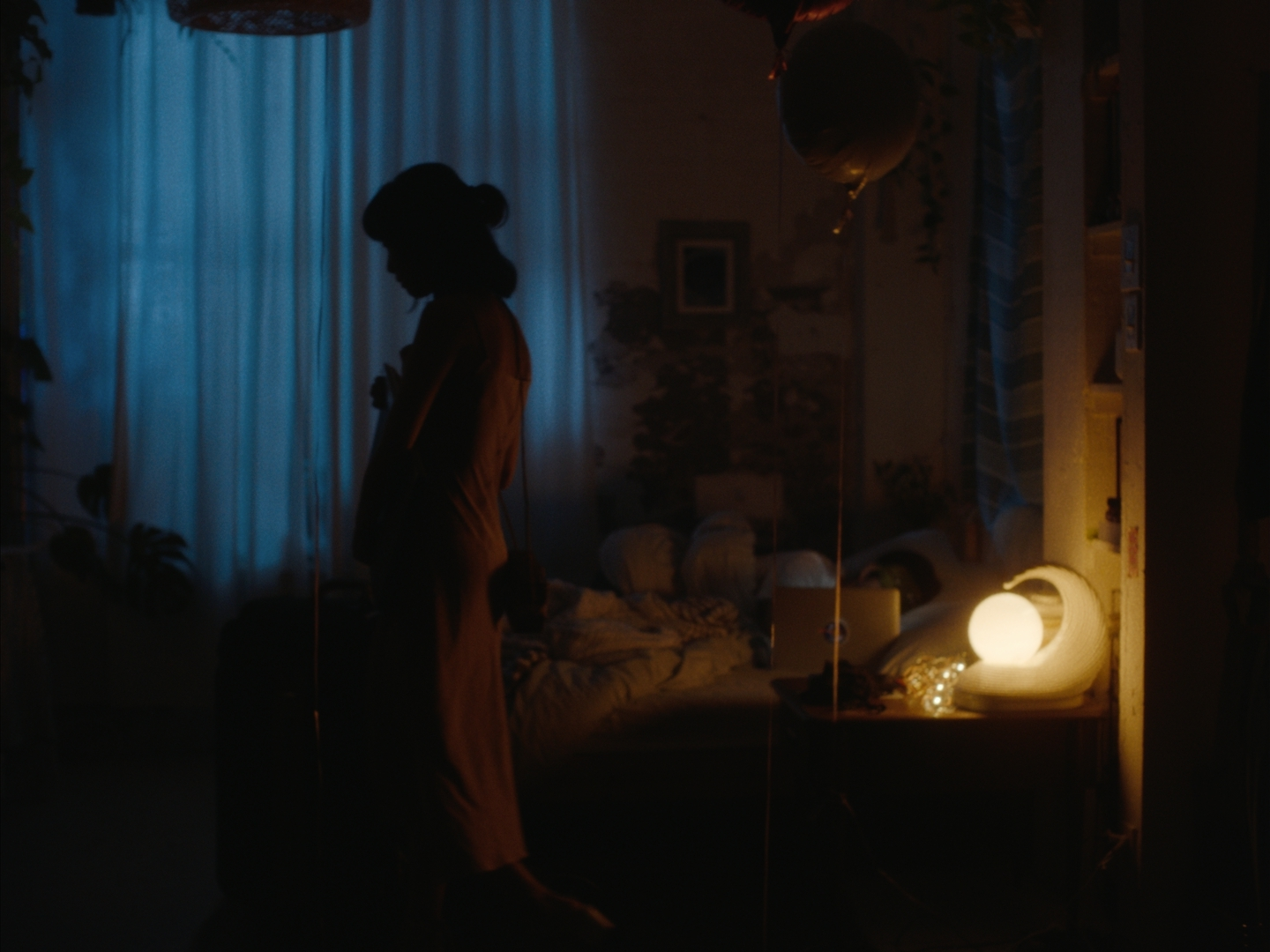 Still from   Untitled Love Story   ,  a short film written and directed by Yifei He.