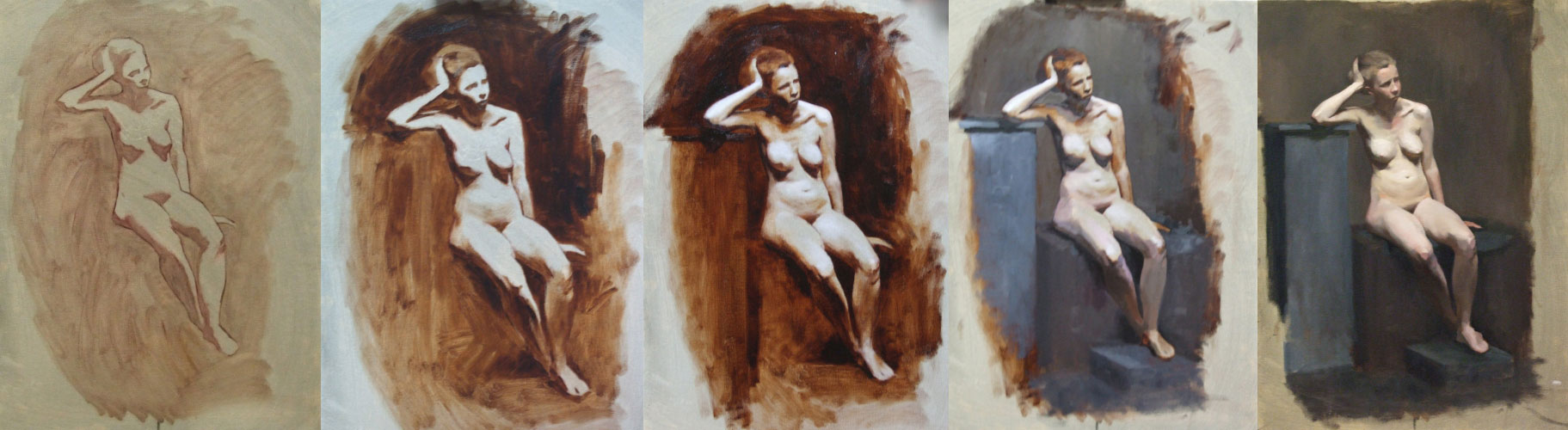 Johanna seated stages (side)