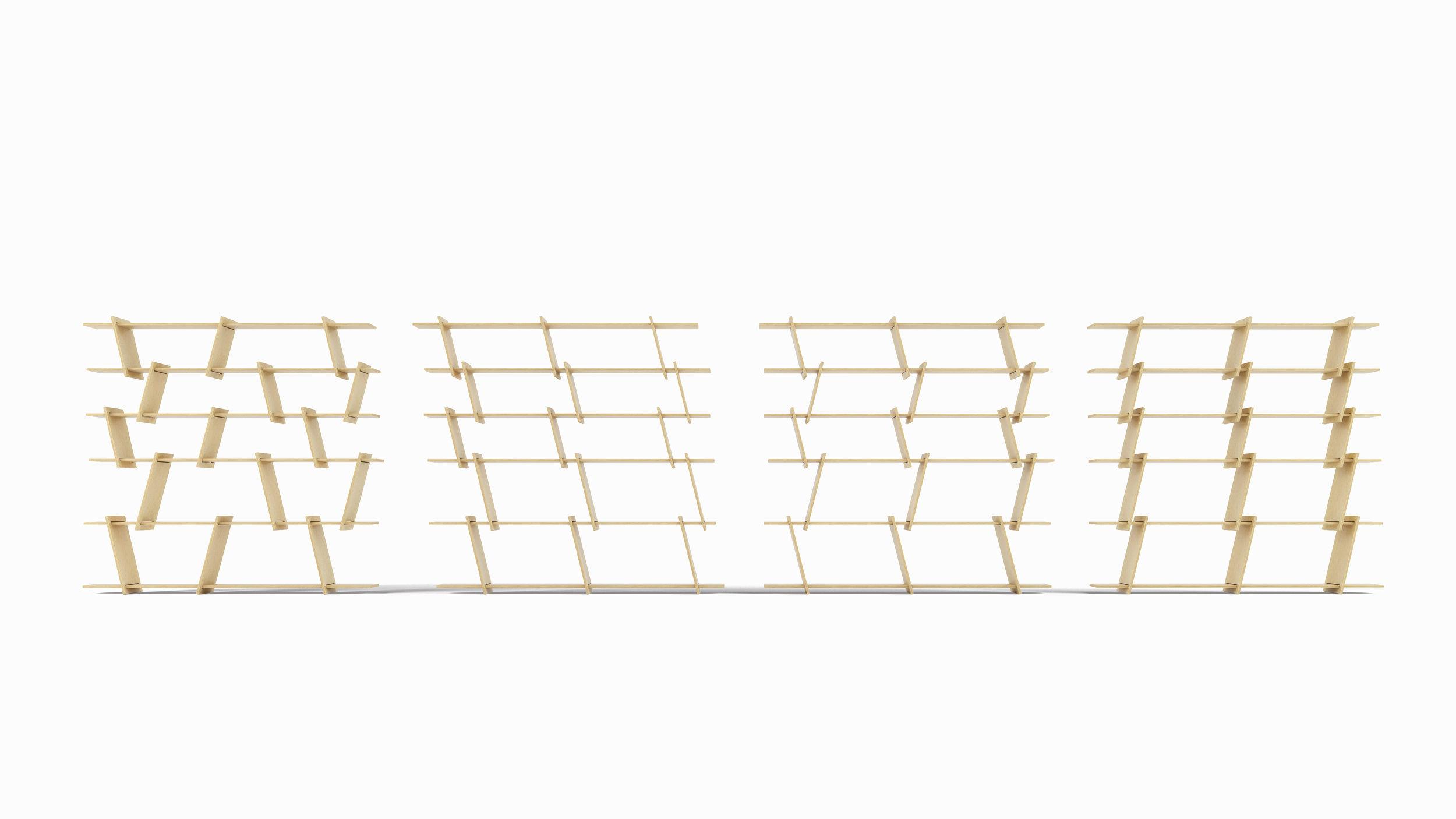 FIT_Furniture-Italic_shelf_options-Ronen_Kadushin