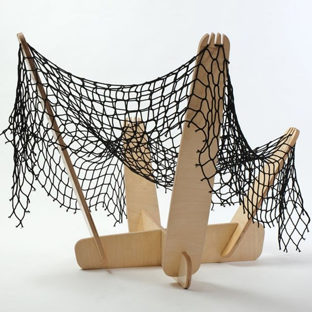 Wildlife Chair Hunted and caught wild animal, on its back, paws tangled in the net, helpless and ready to be seated. Design- Ronen Kadushin 2015  #fitfurniture #furniture #design #interiordesign #DIY #furnituredesign #opendesign #berlin #contemporaryfurniture #shelf #plywood #cnc #ronenkadushin #simple #flatpack #contemporarydesign #onlineshop #minimalist #sculptoral #minimalistfurniture #minimalism #chair #wildlife #nature #stuhl #ikea #extinct #extinctionrebelion #climateemergency