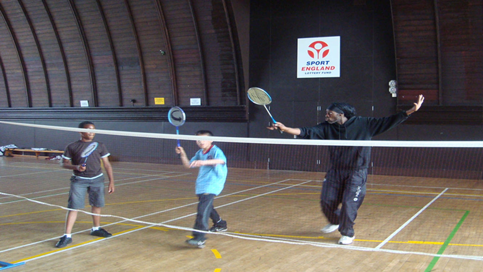 Badminton - Badminton is a fun, social way to keep active that boosts both your physical and mental health. So, pick up a racket and get involved today.