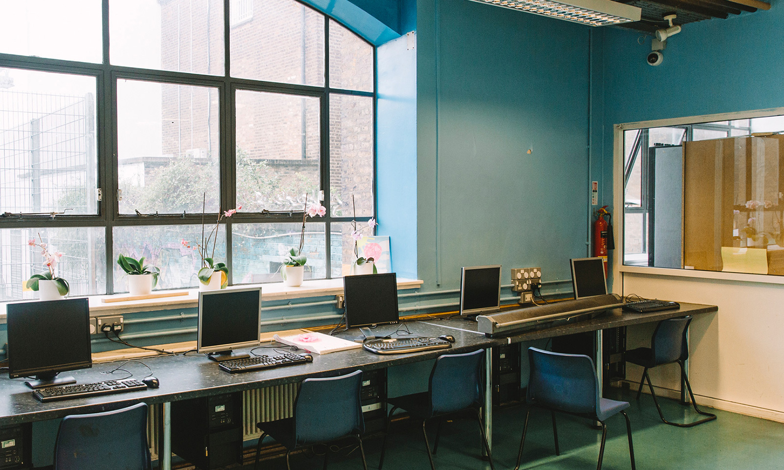 The Suite - Hold a small meeting or training session in this perfectly sized room complete with 10 PCs and various other educational equipment available on request.